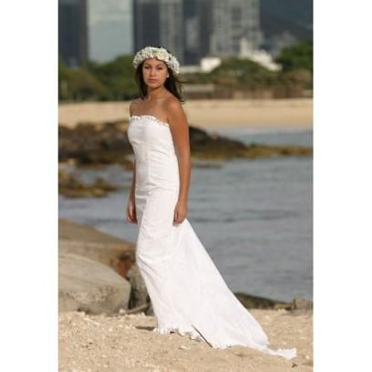 Hawaiian Beach Wedding Dresses 1  Beach Wedding Dresses Haw  Flickr