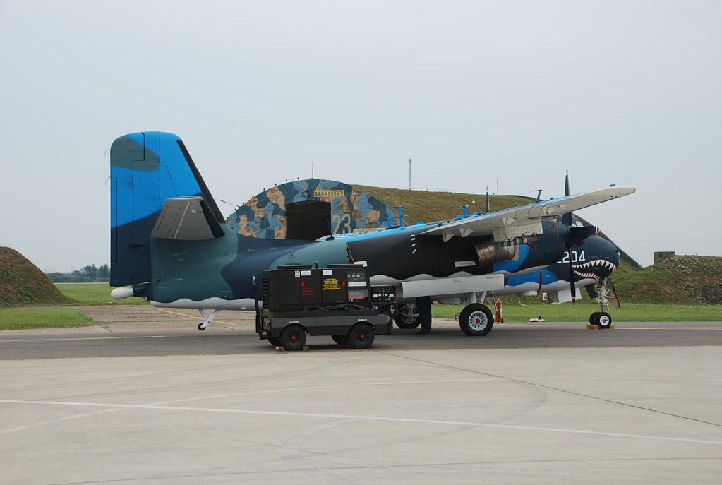 S2T 反潛機 | 準備起飛準備中 | 志翔科技有限公司 | Flickr