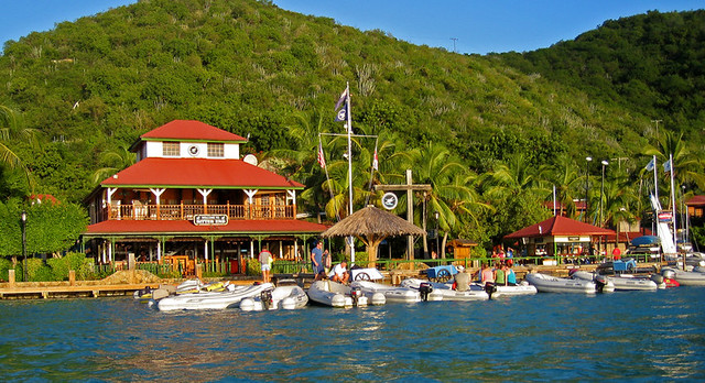 Bitter End Yacht Club BVI The Bitter End Yacht Club