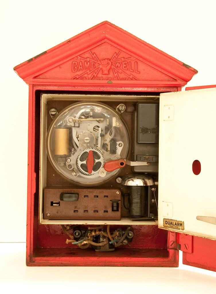 Wilmington Fire Department DE  1930s Gamewell Fire Alar  Flickr
