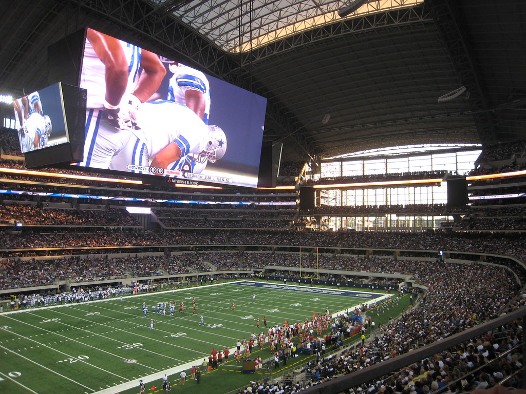 Signal Iduna Park Wallpaper Hd Dallas Cowboys Stadium 06 Licensed Under A Creative