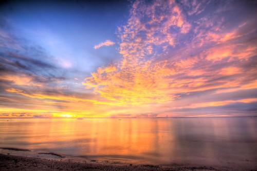 Cebu Sunrise  The beautiful sunrise in Cebu At 5 am in