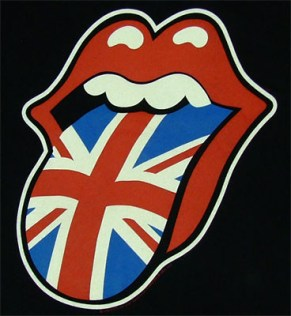 Image result for tongue rolling stones