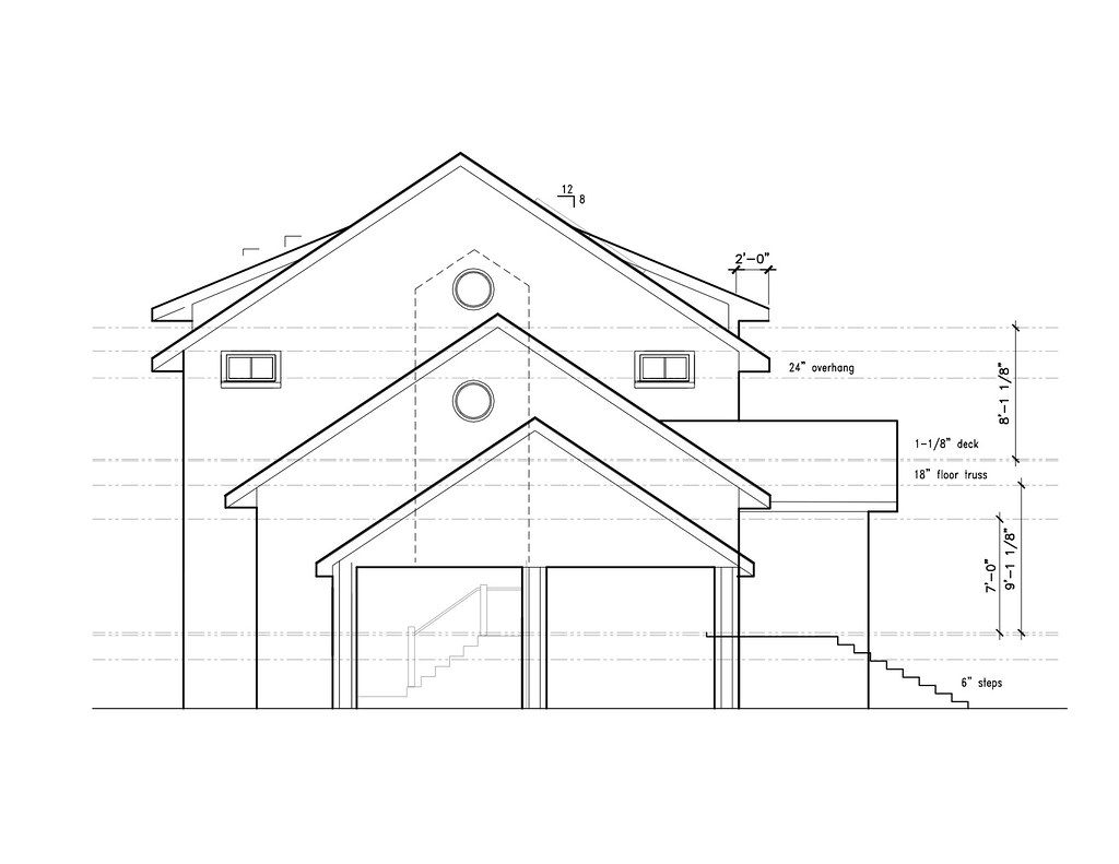 Version 2 0 Of The Schematics For Our Leed House
