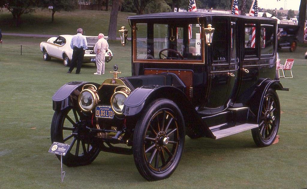 Car Wallpaper In 3d 1911 Oldsmobile Limited Limousine Richard Spiegelman