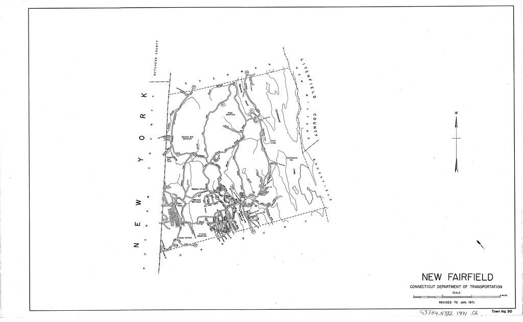 New Fairfield/ Connecticut Department of Transportation 19