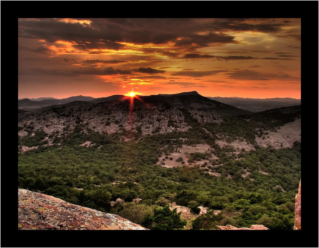 Beautiful Fall Pictures Wallpaper Mt Scott S Boy And Mt Sheridan Wichita Mountains Oklah