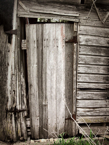 Old Farm Door Ron Flickr