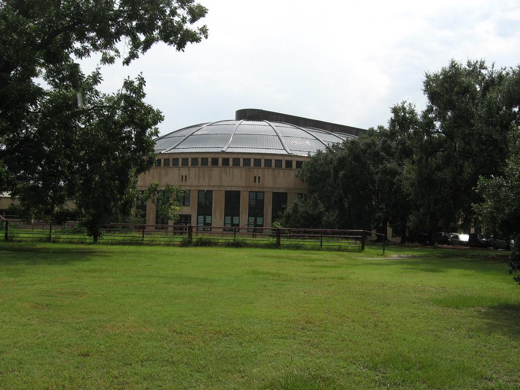 John M Parker Agricultural Coliseum Louisiana State Univ