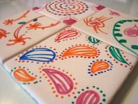 Ceramic Tile: Ceramic Tile Paint Kit