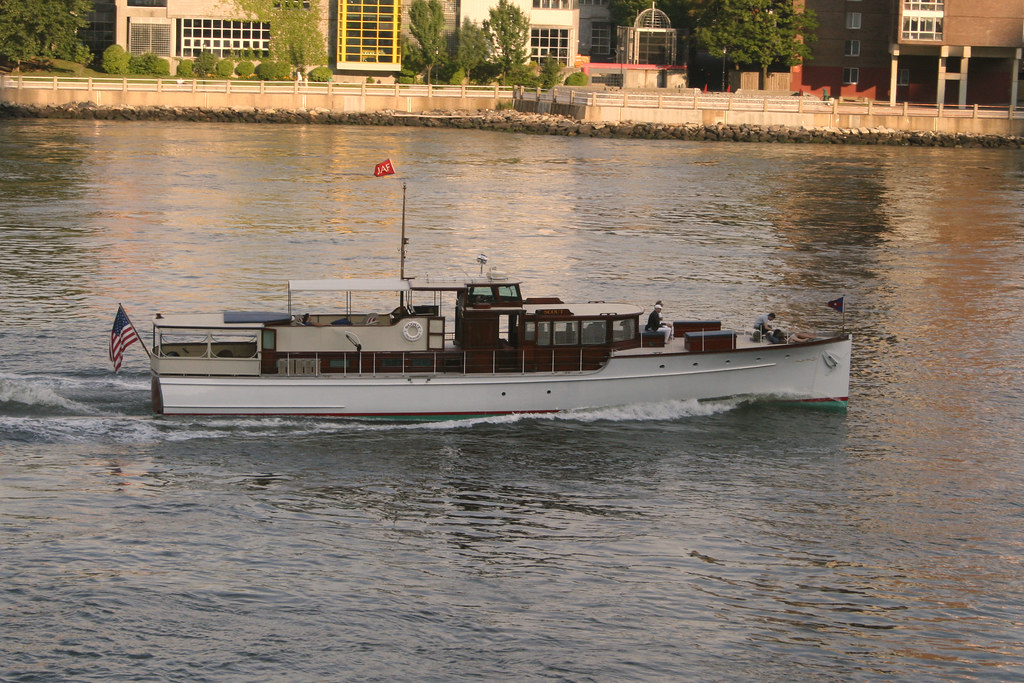 1930 Yacht Scout 72 Scout Of Newport RI Was Built By Flickr