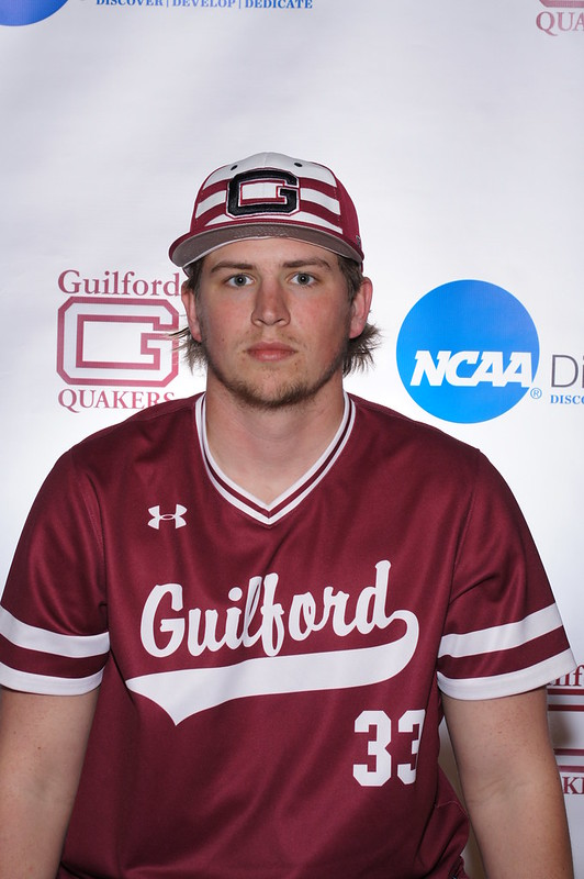 Eric Yost - Guilford 2017