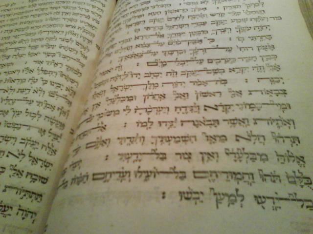 Elias Hutter Hebrew Bible The Elias Hutter Hebrew Bible