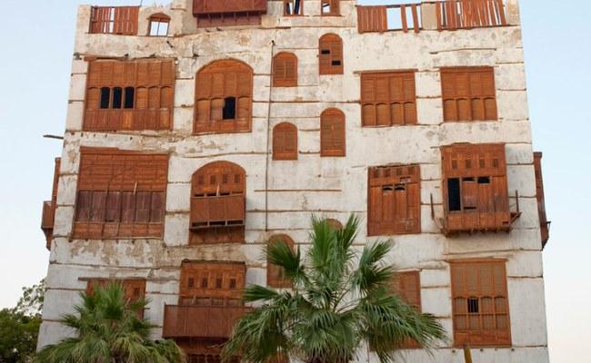 Old Jeddah House Saudi Arabia Old Jeddah Is Considered