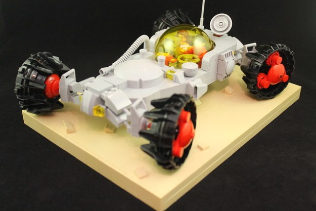 Lunar Dune Crawler For Two - Febrovery