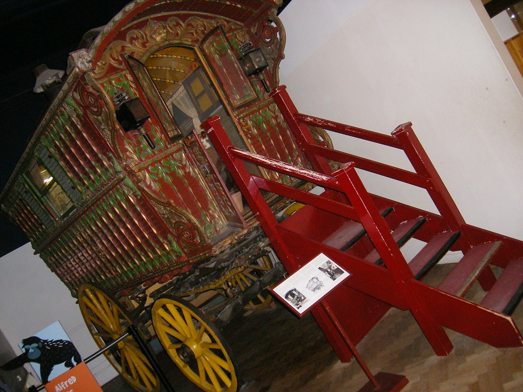 Vardo Romani Wagon  Bristol City Museum and Art Gallery  Flickr