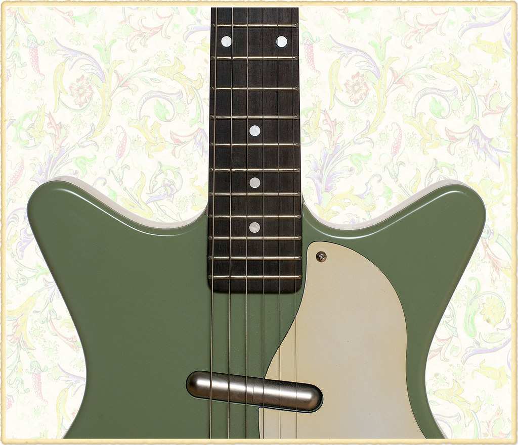 Danelectro 59 Dano  One of my main guitars along with