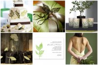 Nature Inspired Wedding Theme