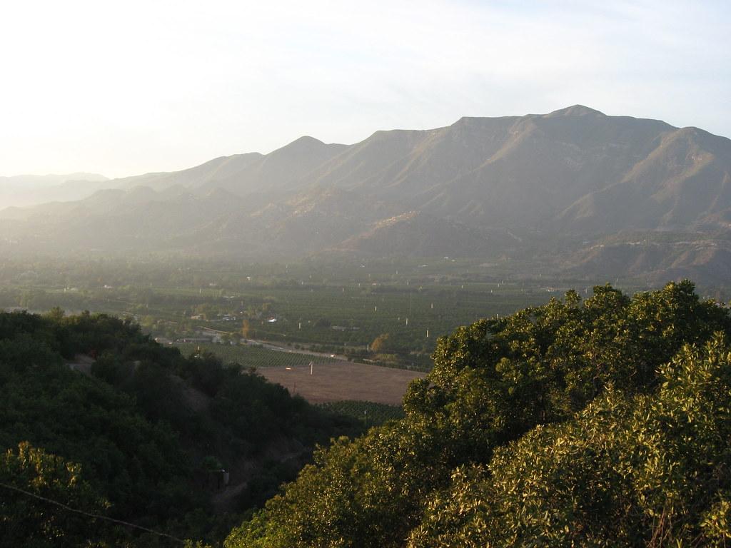 Ojai California 28 Ojai Is A City In Ventura County
