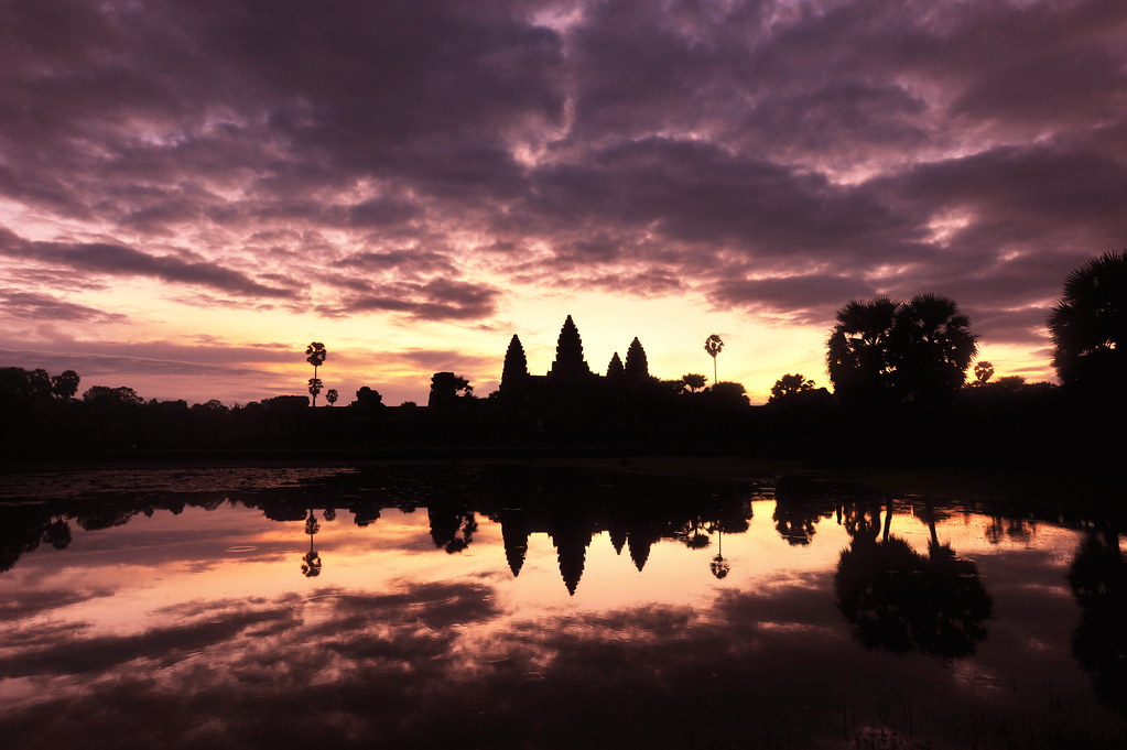 3d God Wallpaper For Pc Sunrise Of Ankor Wat It Was Taken This Morning Dated 3rd