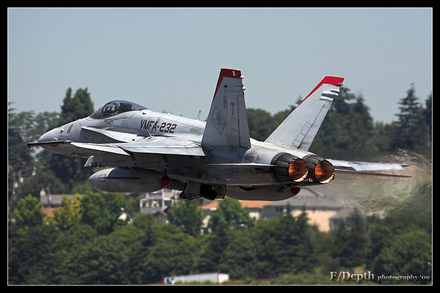 VMFA232 Red Devils  Another high noon departure from the  Flickr