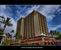 Aston Waikiki Beach Hotel Holonulu Hawaii