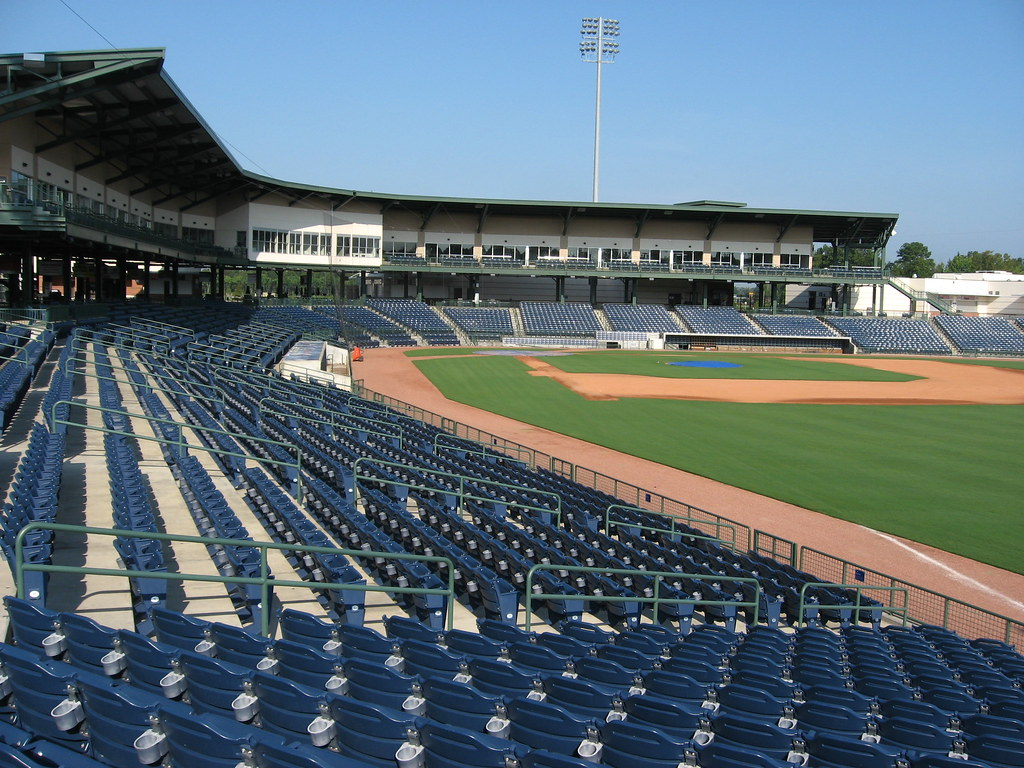 Trustmark Park Home of the Mississippi Braves Pearl Mis