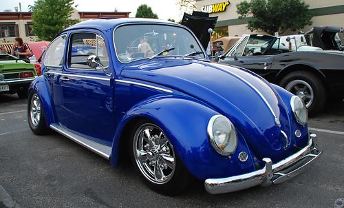 Car Wallpaper In 3d Custom Vw Bug Blue Chad Horwedel Flickr