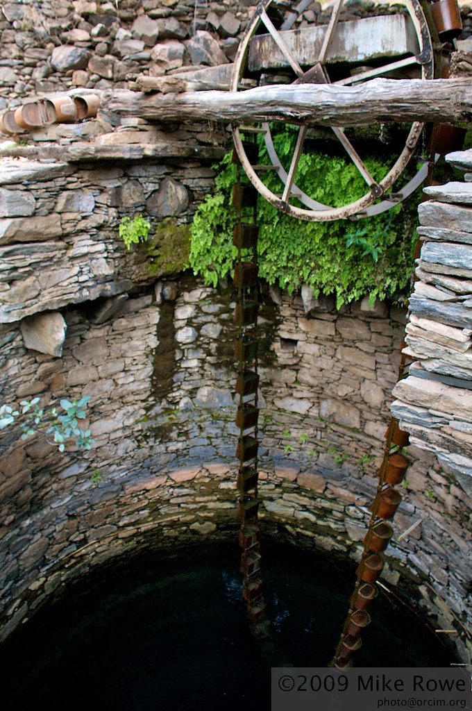 Ancient Water Well  Using these ancient mechanisms cool