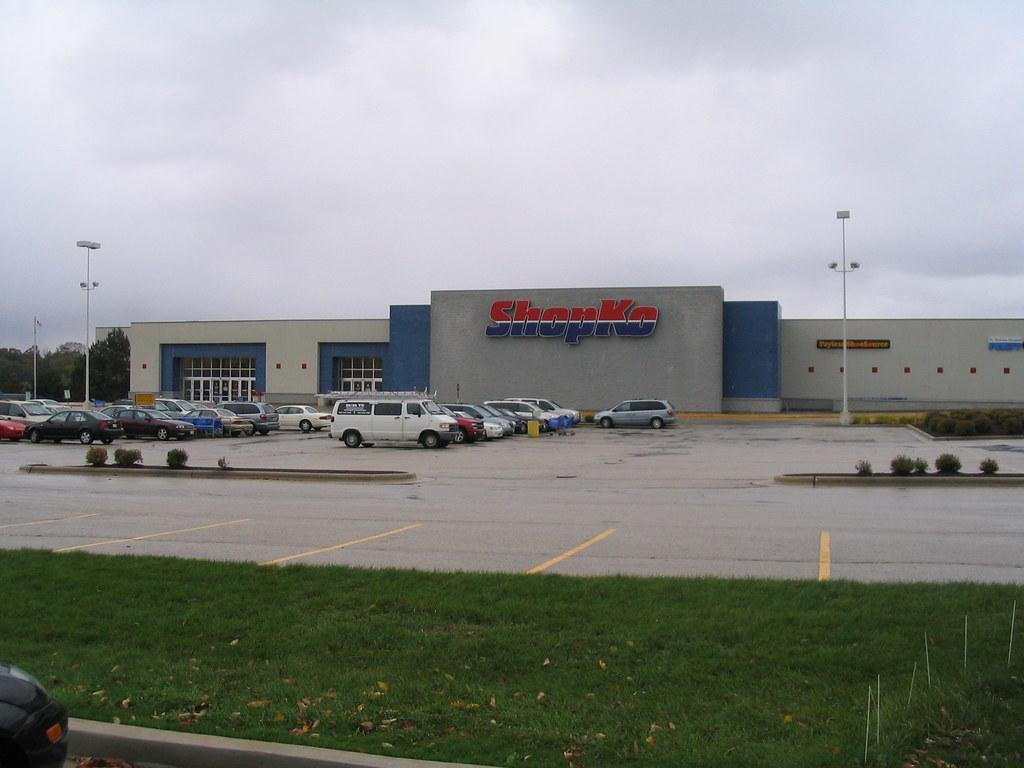 ShopKo store Sheboygan WI | This ShopKo store in ...