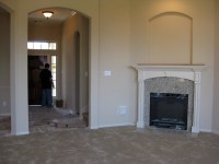 Entry, Fireplace, Carpet | Flickr - Photo Sharing!