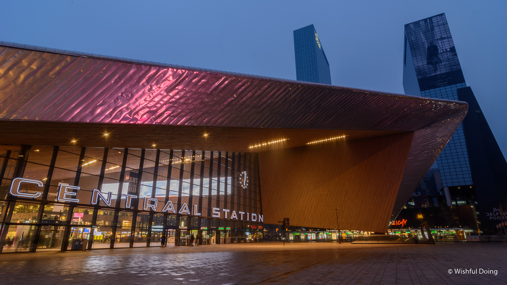 Rotterdam ech wel