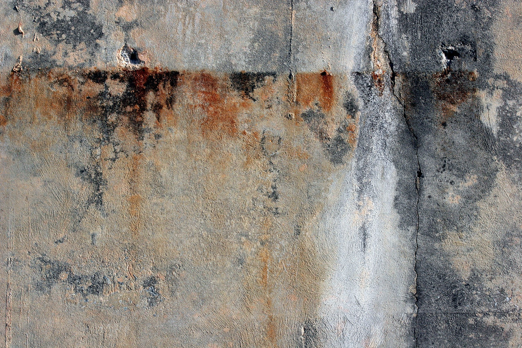 Stained Concrete Wall  High resolution concrete texture