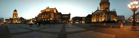 Gendarmenmarkt-Panorama