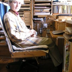 Desk Chair Diy Z Covers Ergonomic Reclining Padded There Are More Flickr By Judyofthewoods