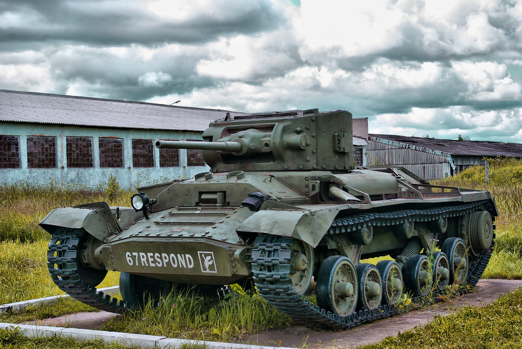 Valentine Tank 194044      Flickr