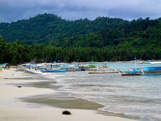 Playa Port Barton
