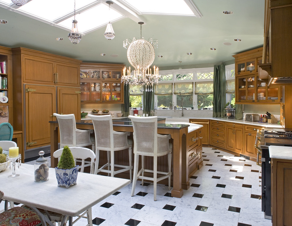 Kitchen  This kitchen is has WOW factor Exquisite