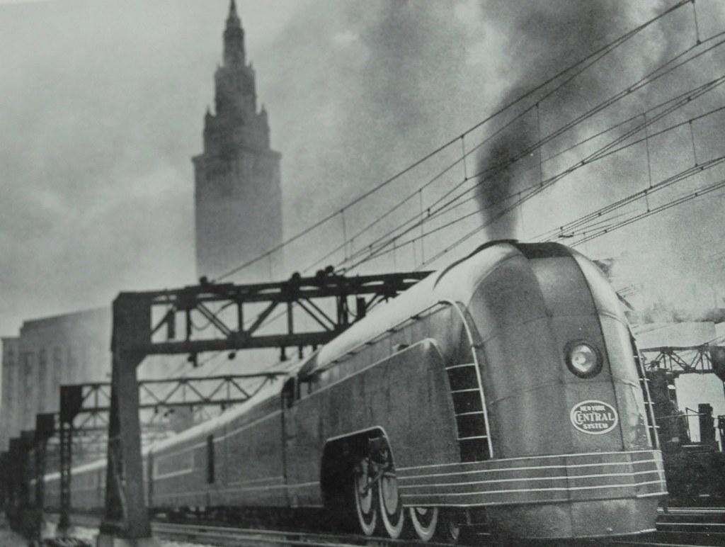 New York Central Streamliner Paul Malon Flickr