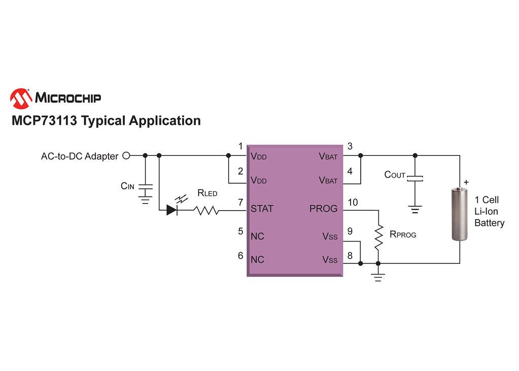 high voltage circuit diagram hvac wiring test diagram, microchip's mcp73113 li-ion battery charg… | flickr