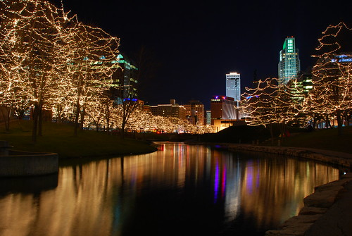 N Out Christmas Lights