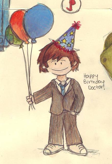 Happy Birthday Doctor! Nov 23 1963 Doctor Who