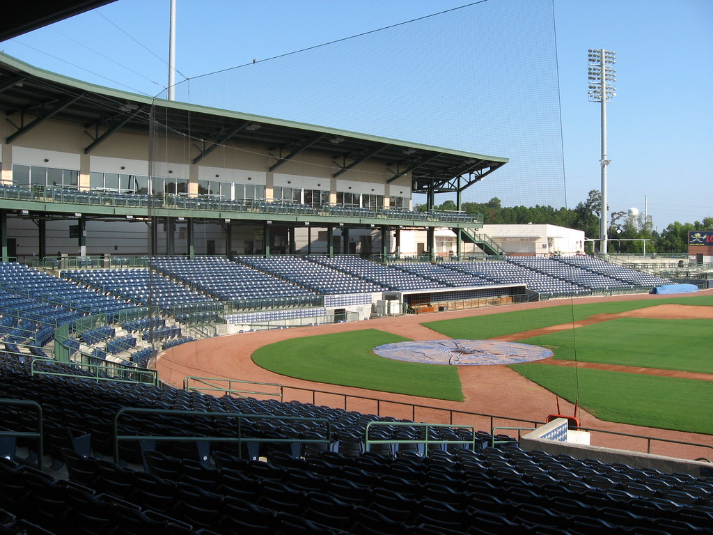 chair and steel couch covers trustmark park, home of the mississippi braves, pearl, mis… | flickr