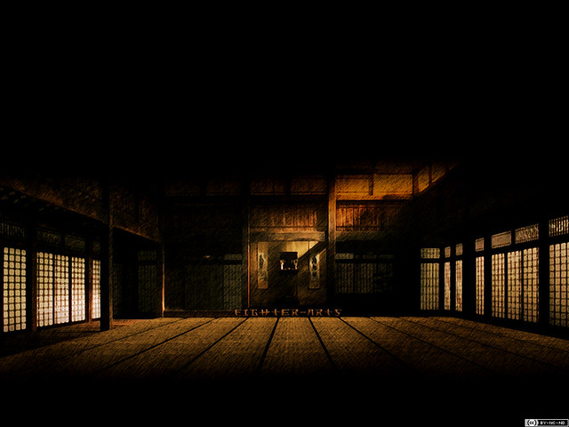 Dark Wallpaper Anime Dojo Traditional Dojo This Would Be A Nice Place For