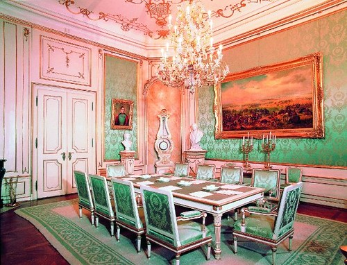 Vienna Hofburg  Imperial Apartments Conference room  Flickr