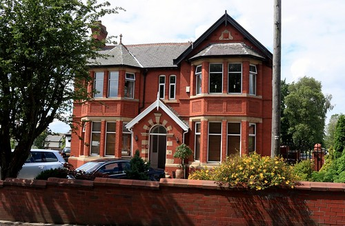 VictorianEdwardian Red Brick Building Pleasington Villag Flickr
