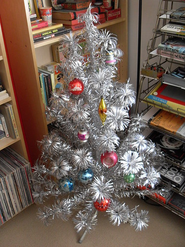 1958 Evergleam Christmas Tree Vintage 1950s Xmas In My Liv