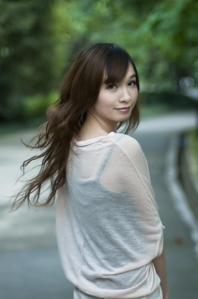 Cute Ulzzang Wallpaper Chinese Cute Girl Xuan Zheng Flickr