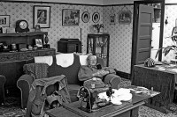 1940's Living Room   Everything stops for tea ...