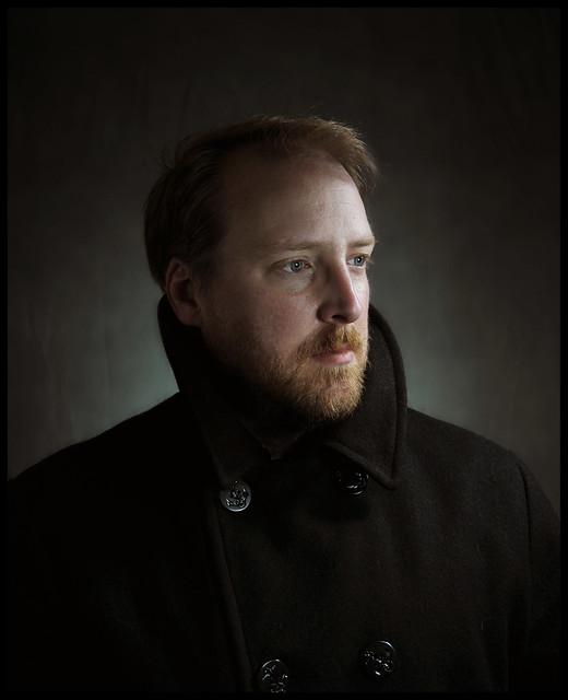 Self Portrait No 42 ala Dan Winters  There is a discussio  Flickr